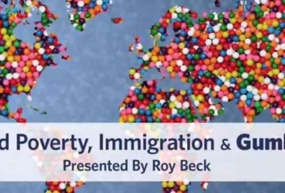 Povertà nel mondo, immigrazione