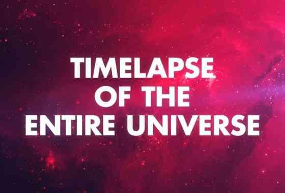 La storia dell'Universo in 10 minuti
